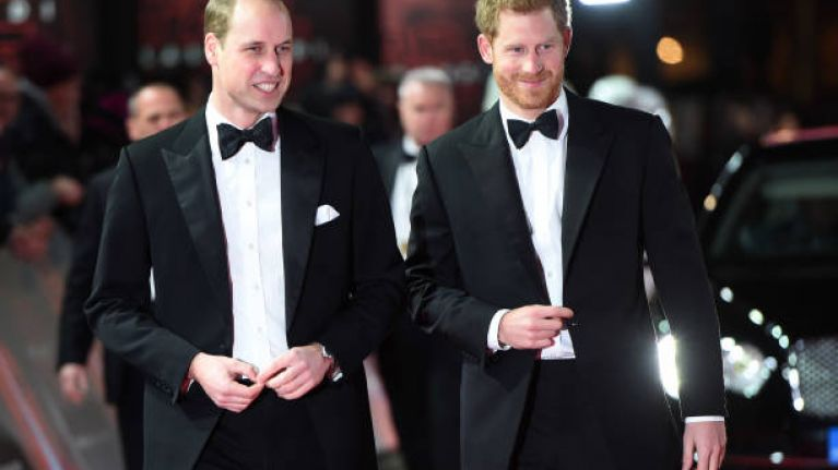 Royal source says this comment from Prince William caused a major rift with Prince Harry