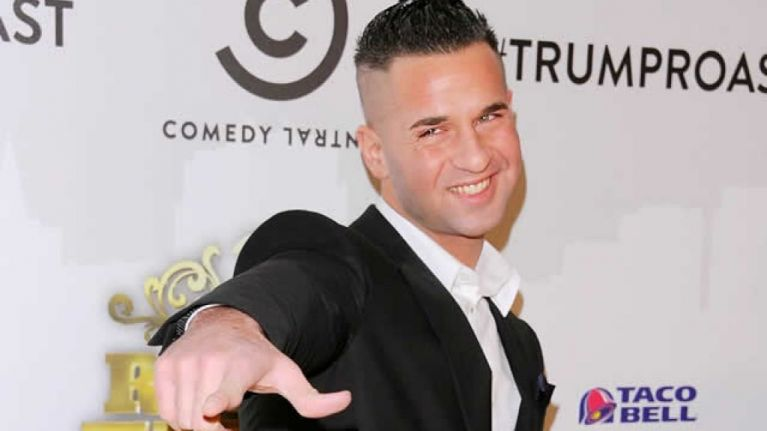 We are howling at who Mike 'The Situation' Sorrentino is friends with in prison