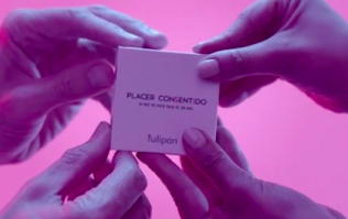 'Consent condom' requiring four hands to open criticised for missing the mark
