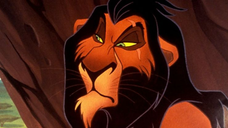 The internet is angry about the way Scar looks in the Lion King remake