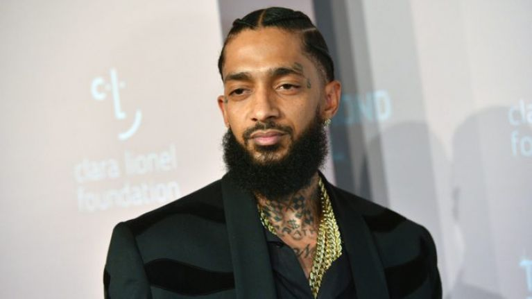 One person killed at funeral proceedings for rapper Nipsey Hussle