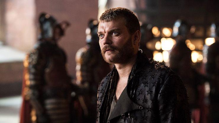Pilou Asbæk teases Euron Greyjoy may make Game of Thrones history in season 8