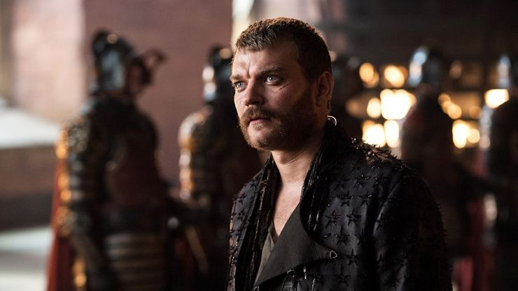 Pilou Asbæk teases Euron Greyjoy may make Game of Thrones history in season 8