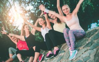 This summer workout and brunch in Herbert park is the perfect productive treat