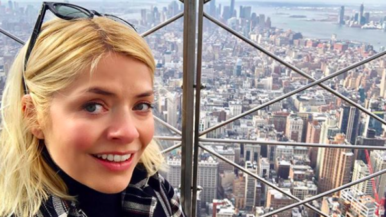 Holly Willoughby fans make a very harsh comment about her latest outfit