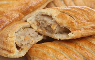 Tesco is now selling vegan sausage rolls at the deli counters in stores