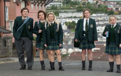 The entire first season of Derry Girls has arrived on Netflix in Ireland