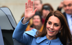 Kate Middleton rewore this part of her bridal outfit over the weekend