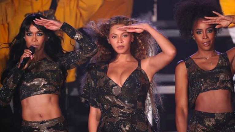 A Destiny's Child musical is officially on the way (according to Beyoncé's dad)
