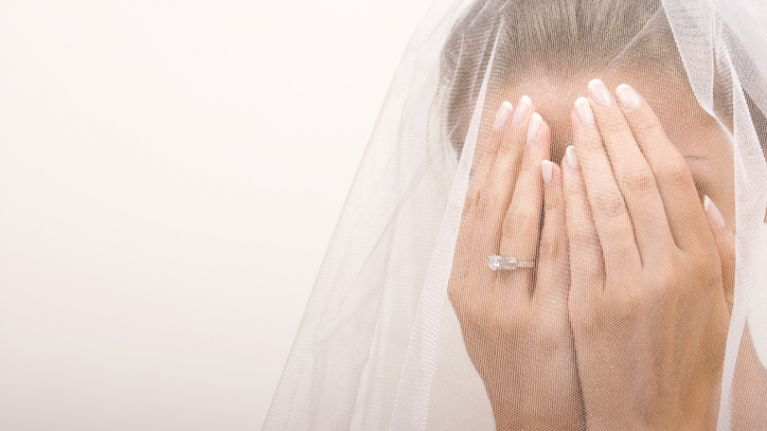Bride furious her fiancé won't get a second job to fund €70k wedding