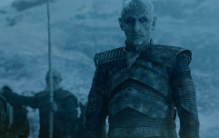 The lad who plays the Night King on Game of Thrones unsurprisingly looks very different IRL