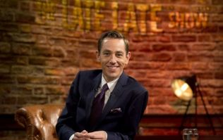Here are the line-ups for tonight's Late Late Show and Graham Norton Show