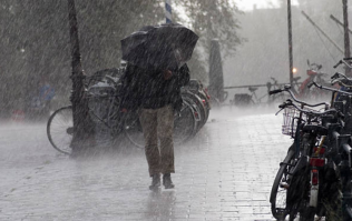 Met Éireann has just issued another orange weather warning for one county
