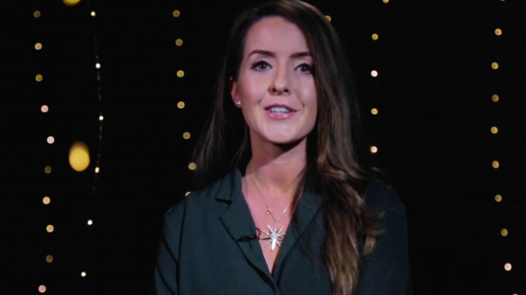 Hear how our Girls With Goals producer Niamh Maher nabbed her current role in media