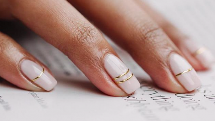 Getting married? These 8 bridal manicures are honestly the prettiest we've ever seen