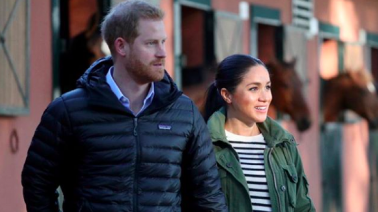 Prince Harry and Meghan Markle are already planning a royal tour with baby Sussex