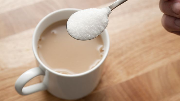 Putting sugar in your tea is unnecessary, finds study