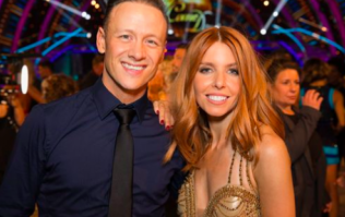 Kevin Clifton pays tribute to 'miracle' Stacey Dooley amid romance rumours