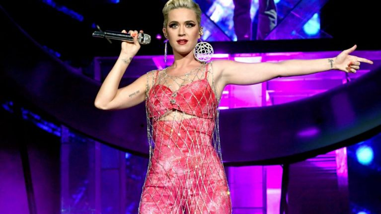 Katy Perry has a dramatic new hairstyle and it is seriously gorgeous