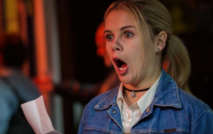 Derry Girls' Saoirse-Monica Jackson was breathalysed by her mam outside a teen disco