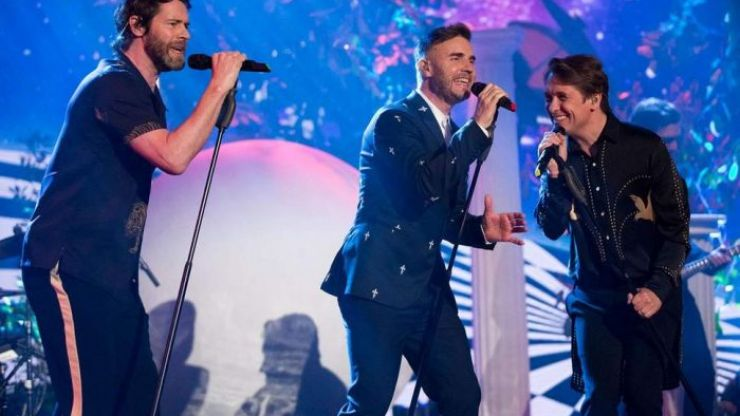 Take That just announced that there are MORE tickets on sale for their Dublin gigs