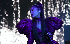 Bitter fans fire a lemon wedge at Ariana Grande during her Coachella performance