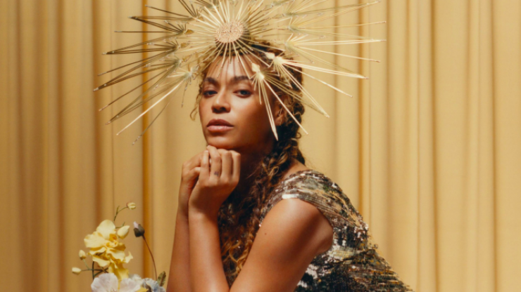 PSA: Beyoncé's most recent studio album, Lemonade, is finally on Spotify