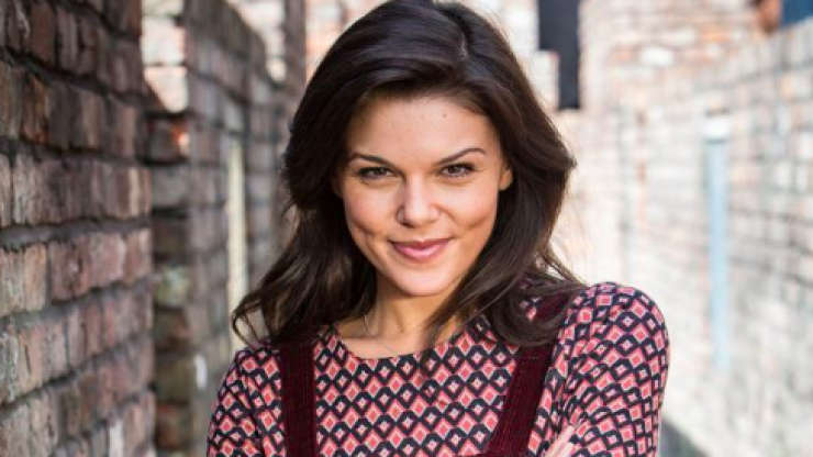 Coronation Street's Faye Brookes is leaving the soap after four years