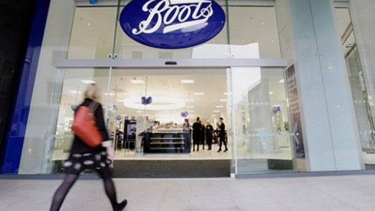 Up to 200 Boots stores 'at risk of closing'