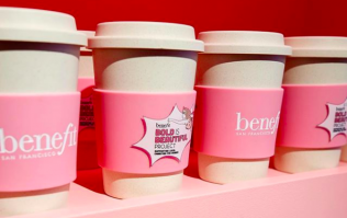 An amazing new charity coffee shop just opened in Dublin, and everything is PINK