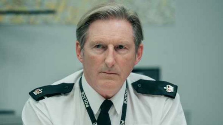 This supercut of Ted Hastings in Line of Duty is incredible