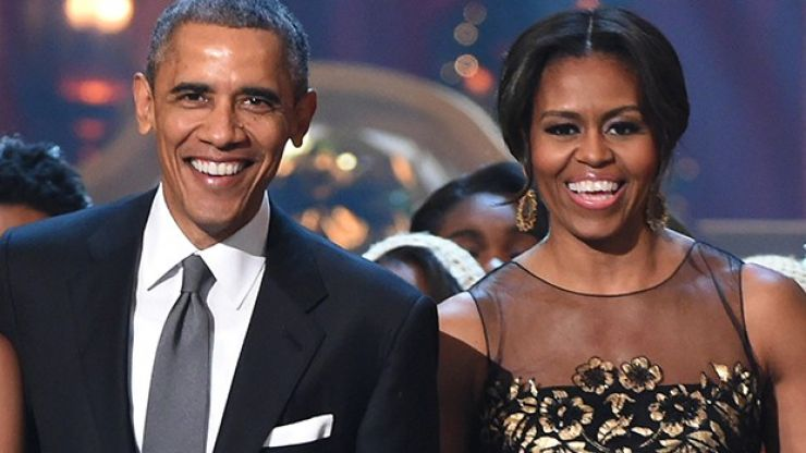 Barack Obama just wished Michelle a happy birthday with the CUTEST Instagram post