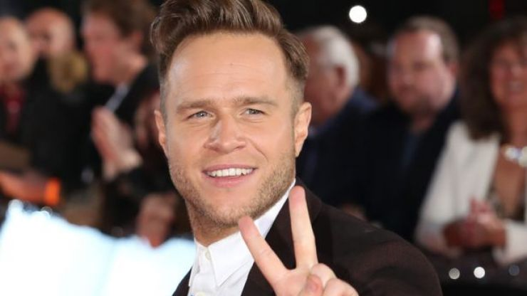 Everyone on Twitter is ripping it out of Olly Murs for telling this 'joke'
