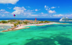 This private island in the Bahamas now has a waterpark and we are SOLD