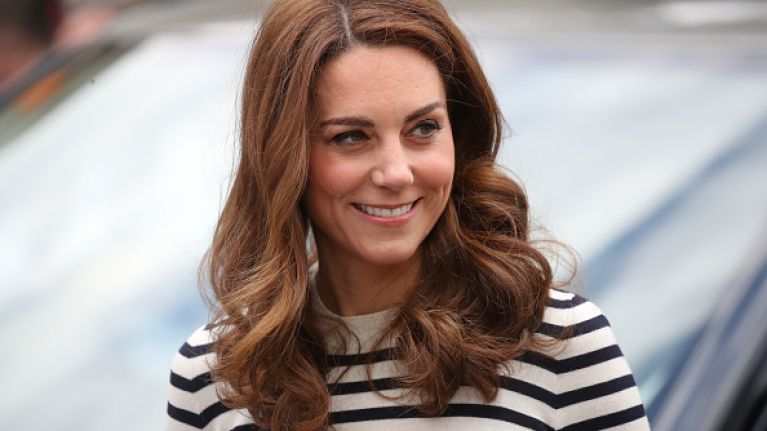 Awwww! Kate Middleton said the sweetest thing about Meghan and Harry's baby boy