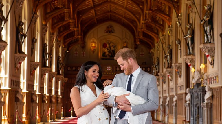 Royal expert says this is when we're most likely to see baby Archie again