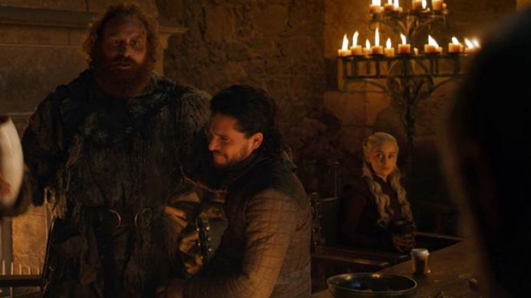 A small Belfast coffee shop was actually behind the takeaway cup in GOT, just FYI