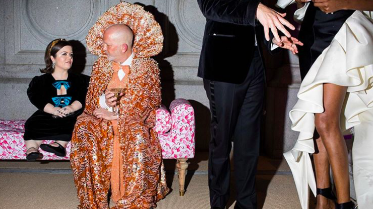 Sinéad Burke's Vogue article about her Met Gala moment is a must-read