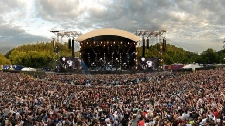 The full line-up for Slane Castle 2019 has been announced