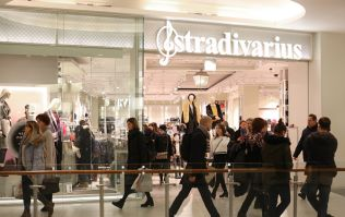 The coat you're going to see everywhere on Instagram this winter has landed at Stradivarius