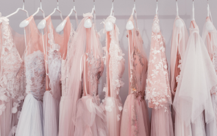 The surprising wedding dress trend you're going to see a lot of next year