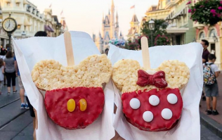 You can now get a whole box of Disney sweets delivered straight to your door