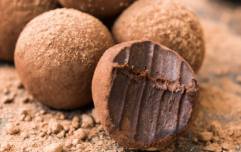 It's National Truffle Day so here's a recipe for the delish chocolatey treat