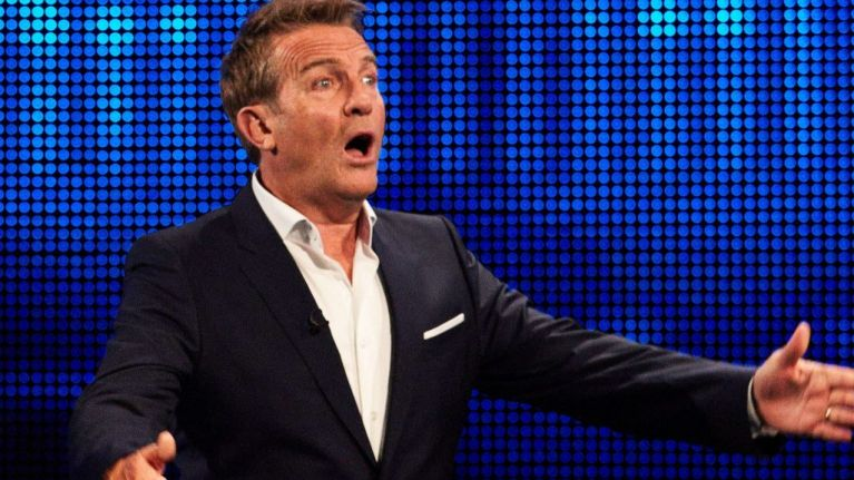 The Chase's Bradley Walsh was left speechless after a contestant kissed him ON THE LIPS