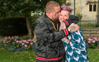 Rag'n'Bone Man marries Beth Rouy in glam all-trackie wedding ceremony