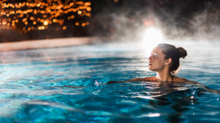 You can now be paid to get spa treatments for the summer