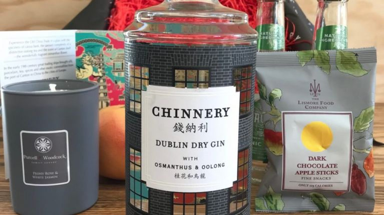 There's a monthly gin subscription box in Ireland and it looks absolutely unreal