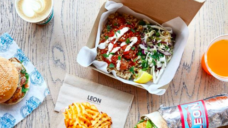 100 customers to receive FREE lunch at LEON Temple Bar tomorrow to celebrate opening