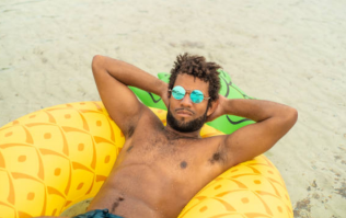 This company is selling denim Speedos and they're the most rotten things in the world
