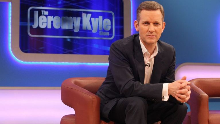 Jeremy Kyle has spoken out for the first time since his show was cancelled